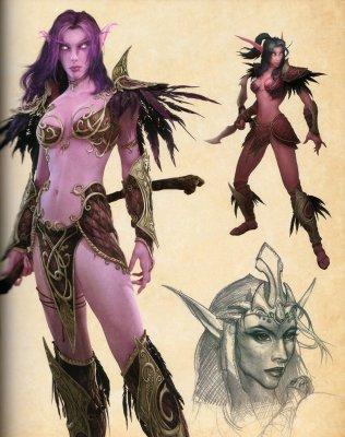 Варкрафт хентай / Warcraft hentai
