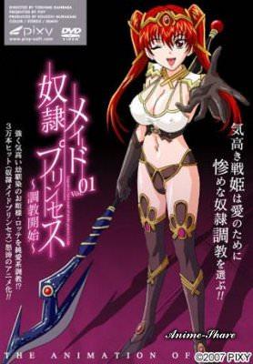 Hentay anime online принцесса рабыня