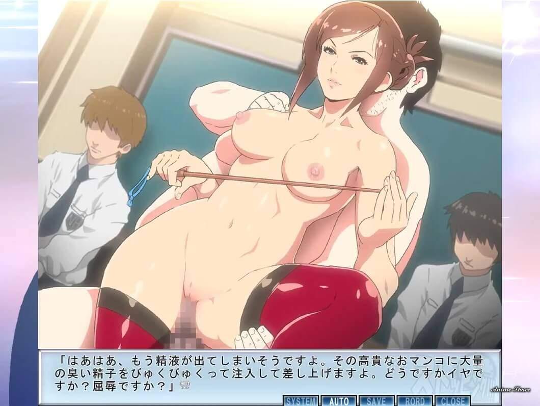 Обзор новинок хентай аниме  Страница 3