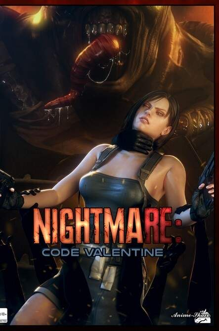 nightmare code valentine