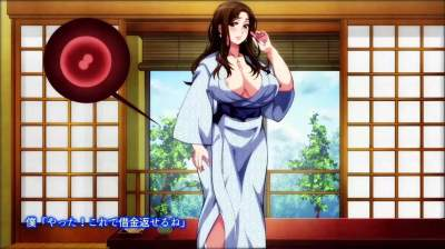 Mother and Son Incest Game ~Until Mama Gets Pregnant Hot Spring Inn~ Episode 2 (Motion Comic Version)