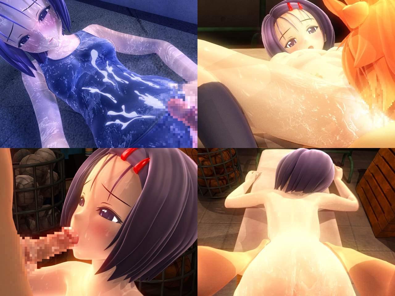 3Д порно мультики аниме  potrahushkicom