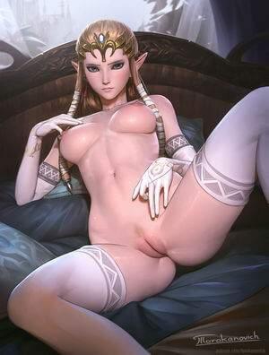 Princess Zelda (The Legend of Zelda) assembly / Принцесса Зельда (Легенда о Зельде) сборка