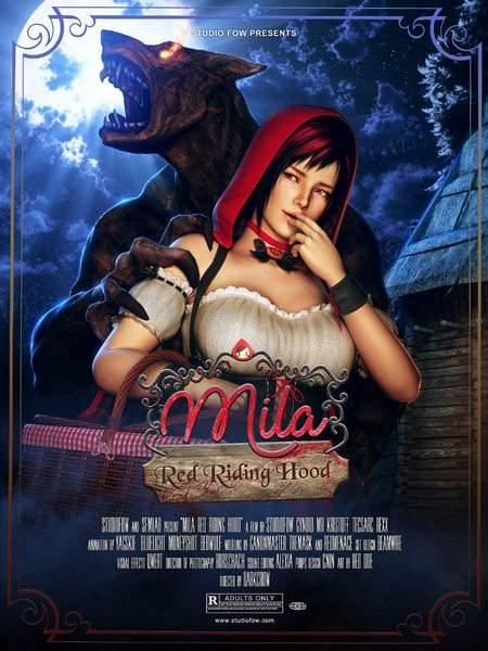 Mila Red Riding Hood Fow