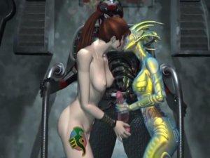 Зума сексуальный гладиатор 3d