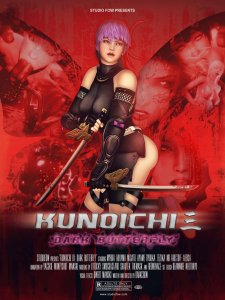 Kunoichi 3 - Dark Butterfly