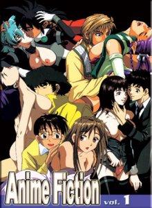 Anime Fiction 1 / Анимешное Чтиво 1