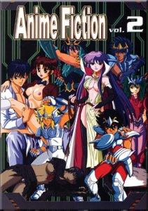 Анимешное Чтиво 2 / Anime Fiction 2