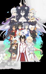 Секретное назначение девушек-ниндзя 2 фансервис компиляция / Senran Kagura Shinovi Master: Tokyo Youma-hen Fanservice Compilation