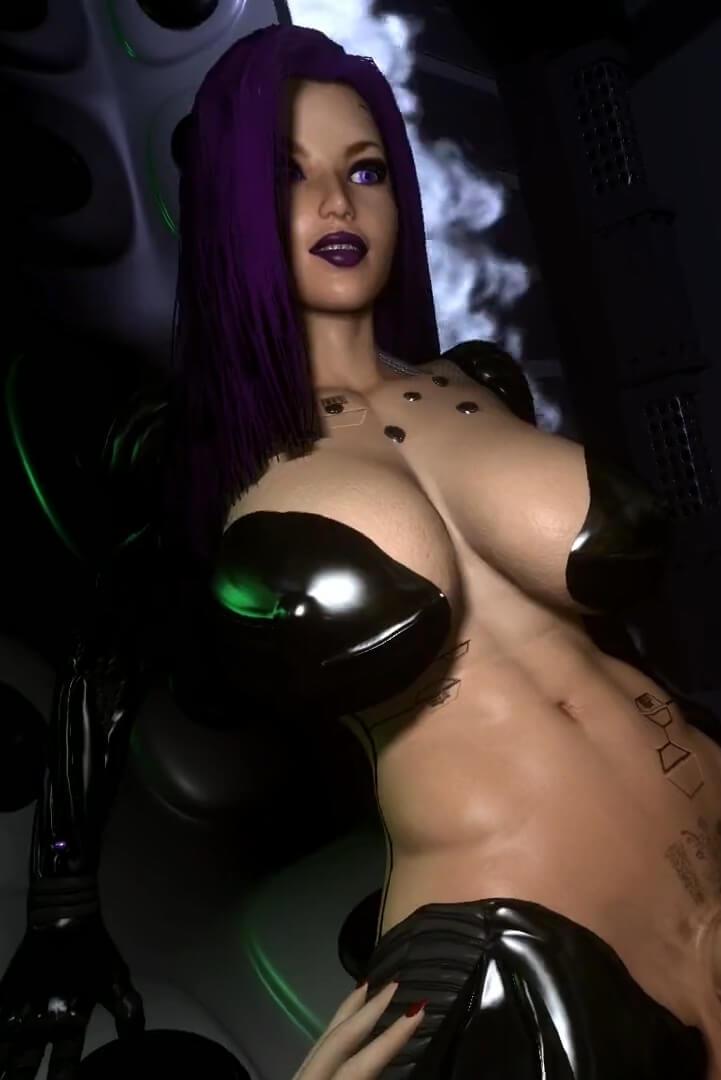 Vam Cyberpunk Futa Taker Pov