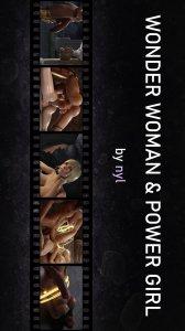 Wonder Woman & Power Girl