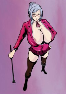 [SFM] Humiliating punishment ~Meiko Shiraki~