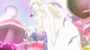[Fanservice Anime] Клинок королевы: Гримуар / Queen's Blade: Grimoire