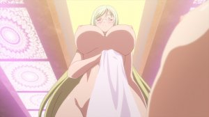 [Fanservice Anime] Клинок королевы 4: Безграничный / Queen's Blade: Unlimited