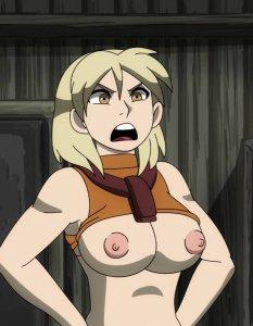 Resident Evil 4:Ashley the Bizarre
